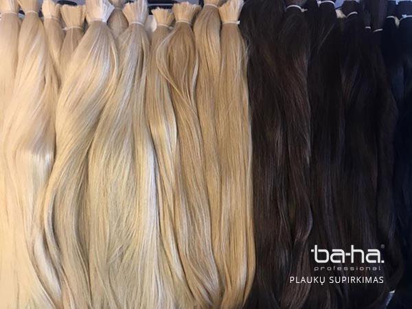 Plaukų supirkimas